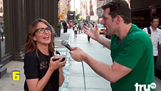 Tina Fey Fails Miserably on Billy on the Street, Can't Name 20 Latino Performers: Watch Now!