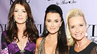 Lisa Vanderpump Reveals That Kim and Kyle Richards Have Reconciled After Falling Out: