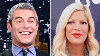 Andy Cohen Offended Tori Spelling With Benihana Joke, Then Told Her to