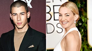Nick Jonas Dodges Kate Hudson Romance Questions:
