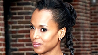 Kerry Washington's Perfect Braided Ponytail: Four Steps to Recreating the Style!