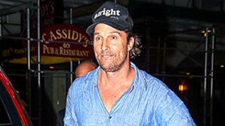 Matthew McConaughey Embraces Dad Style (Minus the Dad Bod): See His Gloriously Casual Street Style Here!