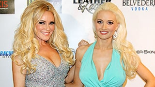 Holly Madison Congratulates Bridget Marquardt on Engagement: Photo!