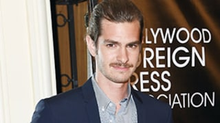 Andrew Garfield Snaps in Interview: