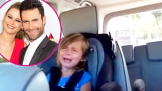 Little Girl Learns Adam Levine Is Married, Has Hilarious Meltdown Over Her Crush: Watch Now!