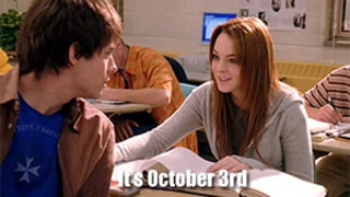 Lindsay Lohan Shares a Nostalgic Mean Girls Oct. 3 Throwback Post and It's Seriously the Best