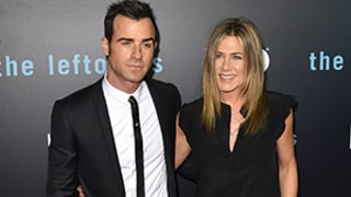 Jennifer Aniston and Justin Theroux Make First Red Carpet Appearance as a Married Couple: Photos