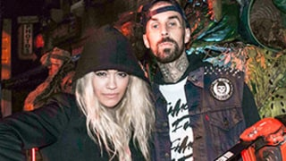 Travis Barker Says Girlfriend Rita Ora Is
