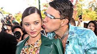 Red Carpet Prankster Vitalii Sediuk Targets Miranda Kerr, Anna Wintour in Paris: See the Pictures