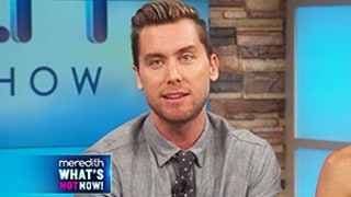 Lance Bass Says He Was