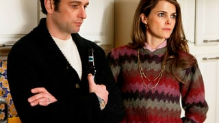 Keri Russell and Matthew Rhys: The Americans