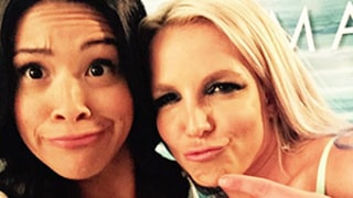 Gina Rodriguez Gushes About Britney Spears Guesting on Jane the Virgin: She's