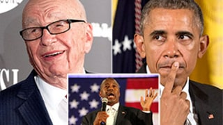 Rupert Murdoch Shades President Obama: Ben Carson Would Be a