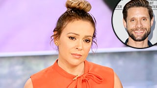 Alyssa Milano Talks Danny Pintauro's HIV Confession: