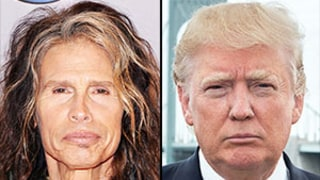 Steven Tyler Wants Donald Trump to Stop Using Aerosmith's