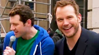 Chris Pratt Learns No One Knows Who He Is on Billy on the Street: Watch!