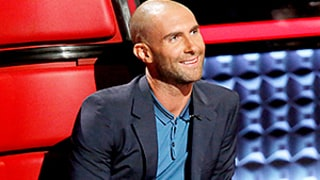 Adam Levine Shaves Head, Internet Freaks Out: Photos