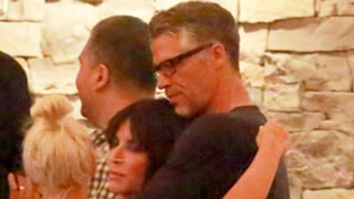 Sandra Bullock Cuddles With Sexy Boyfriend Bryan Randall on Dinner Date: See the Sweet Photos!