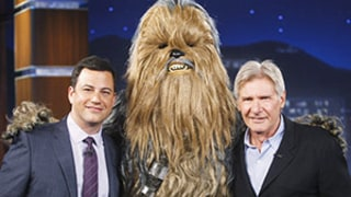 Jimmy Kimmel to Go to a Galaxy Far, Far Away for Halloween, Will Celebrate With Harrison Ford, Star Wars Theme!