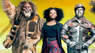 Ne-Yo Is the Coolest Tin Man Ever, Plus More First Photos of The Wiz Foursome