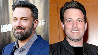 Ben Affleck Shaves Off His Sexy Beard: Before-and-After Pics
