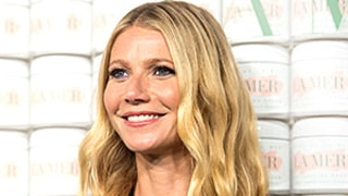 Gwyneth Paltrow Steams Up Red Carpet in a Plunging, Sheer Jumpsuit: Plus, See Her Cute Snap With Son Moses!