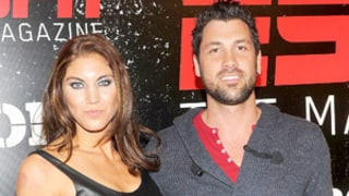 Hope Solo Throws Shade in Response to Maksim Chmerkovskiy's