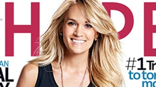 Carrie Underwood Looks Bangin' on Shape Cover Post-Baby: I Work Out Whenever I Can