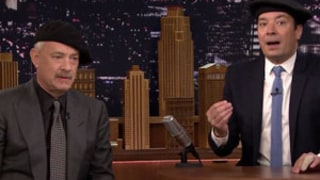 Tom Hanks Performs Bridge of Spies Kid Theater With Jimmy Fallon