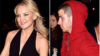 Kate Hudson Parties With Nick Jonas While Joe Jonas Reacts to Their Romance: Photos!