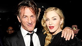 Sean Penn Just Can't Stay Away From Ex-Wife Madonna's Concerts: Pictures
