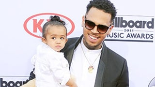 Chris Brown's Adorable Daughter Royalty Rules the Cover of His New Album