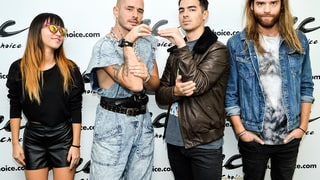 Let DNCE Eat Cake
