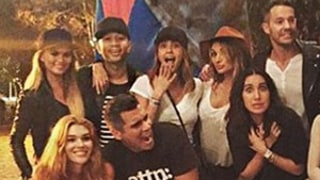 Chrissy Teigen and John Legend Enjoy a Spooky Date Night With Jessica Alba and Cash Warren