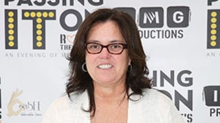 Rosie O'Donnell Talks Depression, Estranged Daughter Chelsea in Emotional Stand-Up Gig