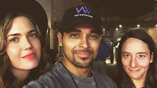 Mandy Moore Reunites With Ex Wilmer Valderrama at Halloween Horror Nights: Photos!