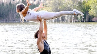 Bindi Irwin, Derek Hough Nail the Dirty Dancing Lift on DWTS: Watch the Video