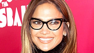 Jennifer Lopez Looks Totally Different With Black Cat-Eye Glasses: See the Accessory That Transformed Her Look