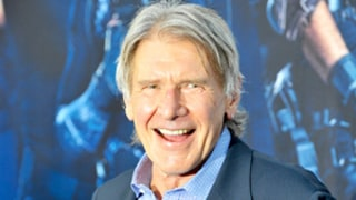 Harrison Ford Makes Surprise Helicopter Landing at Couple's Wedding: Details