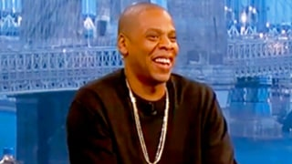 Jay Z Gets Embarrassed by Old Rapping Clip: See His Funny Reaction!