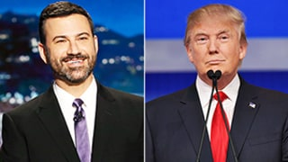Jimmy Kimmel Mocks Donald Trump for Canceling On Him