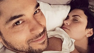 Wilmer Valderrama Gets Payback, Posts Photo of Demi Lovato Sleeping: My