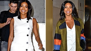 Gabrielle Union Proves That Fall Style Doesn't Have to Break the Bank: See Her Three Outfits Under $250