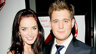 Michael Buble: My Relationship With Emily Blunt