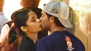 Freida Pinto Spotted Kissing Polo Pro Ronnie Bacardi: Photos
