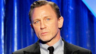 Daniel Craig Shuts Down TV Reporter Who Asks Him to Pout: