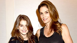 Cindy Crawford's Best Makeup Advice to Daughter Kaia Gerber: Less Is More