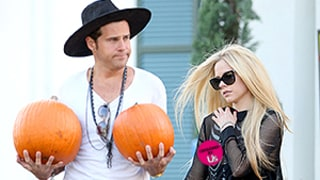 Avril Lavigne and Ryan Cabrera Go Pumpkin Picking: The Six Degrees of Hills Separation That Brought These Pop Rockers Together -- Pics!