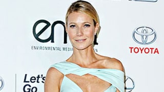 Gwyneth Paltrow Shows Off Fit Abs in Sexy Cutout Dress: