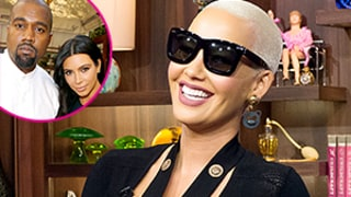 Amber Rose on Kim Kardashian and Kanye West: